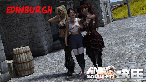 Картинка Edinburgh [2020] [Uncen] [ADV, 3DCG] [Android Compatible] [ENG] H-Game