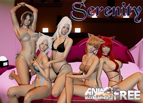Картинка Serenity [2020] [Uncen] [ADV, 3DCG] [Android Compatible] [ENG,RUS] H-Game