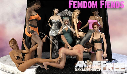 Картинка Femdom Fiends [2020] [Uncen] [ADV, 3DCG, Animation] [Android Compatible] [ENG,RUS] H-Game