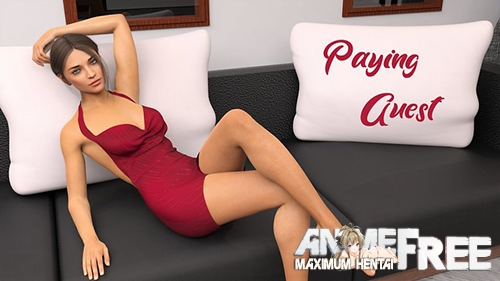 Картинка Paying Guest [2020] [Uncen] [ADV, 3DCG] [Android Compatible] [ENG,RUS] H-Game