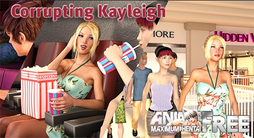 Картинка Corrupting Kayleigh [2020] [Uncen] [ADV, 3DCG, HTML] [Android Compatible] [ENG,RUS] H-Game