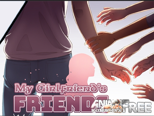 Картинка My Girlfriend's Friends [2020] [Uncen] [ADV] [Android Compatible] [ENG] H-Game