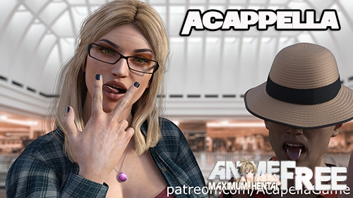Картинка Acappella [2020] [Uncen] [ADV, 3DCG] [Android Compatible] [ENG,RUS] H-Game