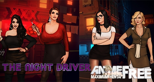 Картинка The Night Driver [2020] [Uncen] [ADV, RPG, Point and Click] [ENG] H-Game
