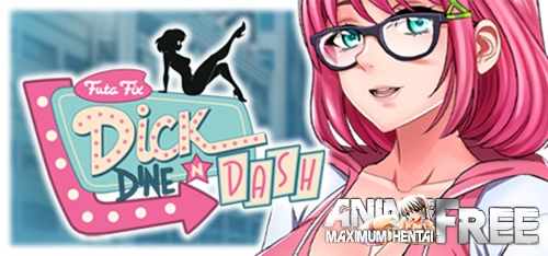 Картинка Futa Fix Dick Dine and Dash [2020] [Uncen] [ADV, Animation] [ENG] H-Game
