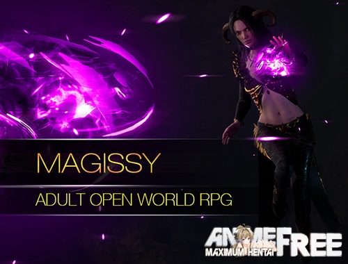 Картинка Magissy [2020] [Uncen] [ADV, 3DCG, RPG] [ENG] H-Game