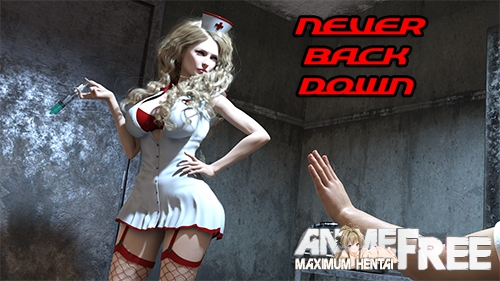 Картинка Never Back Down [2021] [Uncen] [ADV, 3DCG] [Android Compatible] [ENG,RUS] H-Game