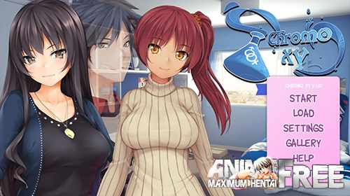 Картинка Chromo XY [2020] [Uncen] [VN] [ENG] H-Game