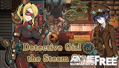Картинка Detective Girl of the Steam City [2019-2021] [Uncen] [jRPG] [ENG] H-Game
