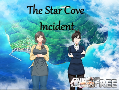 Картинка The Star Cove Incident / Инцидент в Звездной бухте [2021] [Uncen] [VN, ADV] [Android Compatible] [ENG,RUS] H-Game