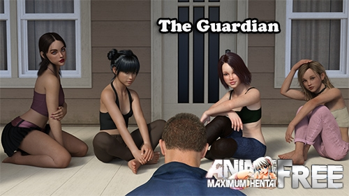Картинка The Guardian [2021] [Uncen] [ADV, 3DCG, Animation] [Android Compatible] [ENG] H-Game