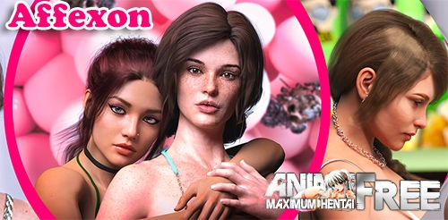 Картинка Affexon [2021] [Uncen] [ADV, 3DCG, Animation] [Android Compatible] [ENG] H-Game