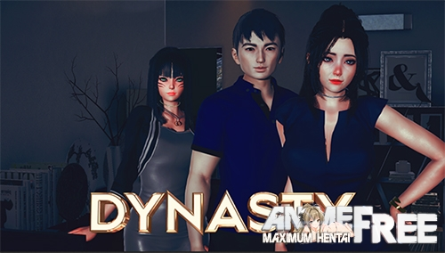 Картинка DYNASTY [2021] [Uncen] [ADV, 3DCG, NTR] [Android Compatible] [ENG,SPA] H-Game