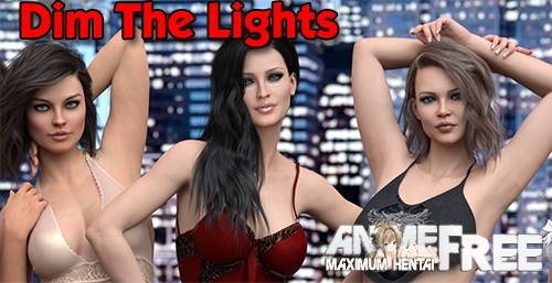 Картинка Dim The Lights [2021] [Uncen] [ADV, 3DCG] [Android Compatible] [ENG] H-Game