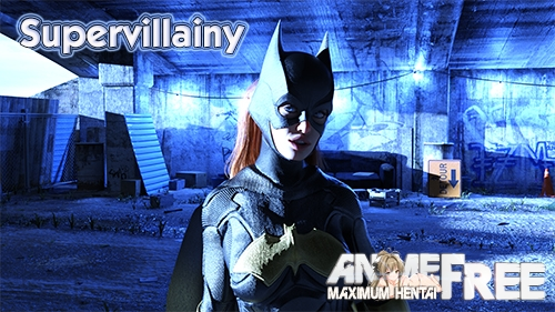 Картинка Supervillainy [2021] [Uncen] [ADV, 3DCG] [Android Compatible] [ENG] H-Game
